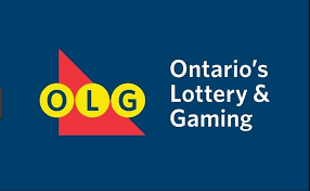 Ontario Lottery Group logo for their truck advertising campaign