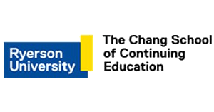 Ryerson University logo for their truck advertising campaign
