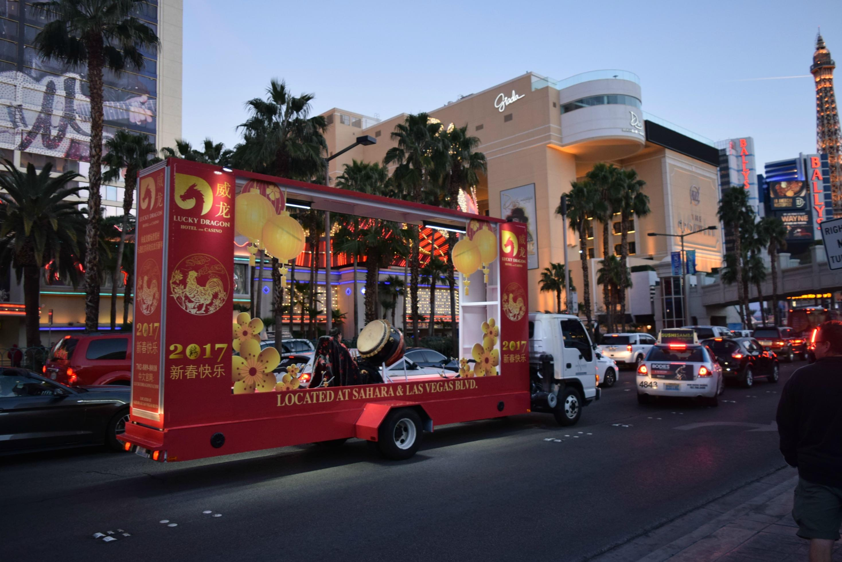 Constant messaging from mobile billboards leads to high retention among consumers