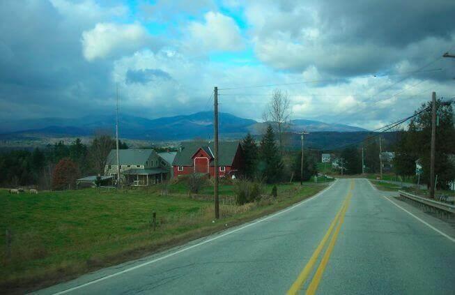 A singular power in Vermont stood up against billboard usage
