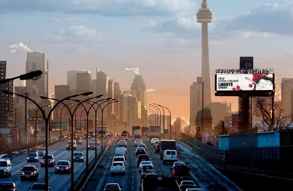 outdoor advertising, billboard toronto, digital billboard, out-of-home advertising