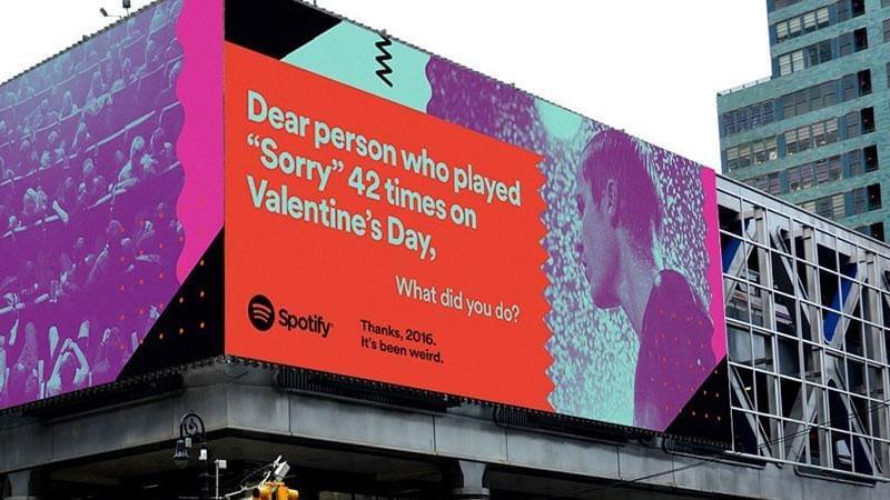 spotify funny ad