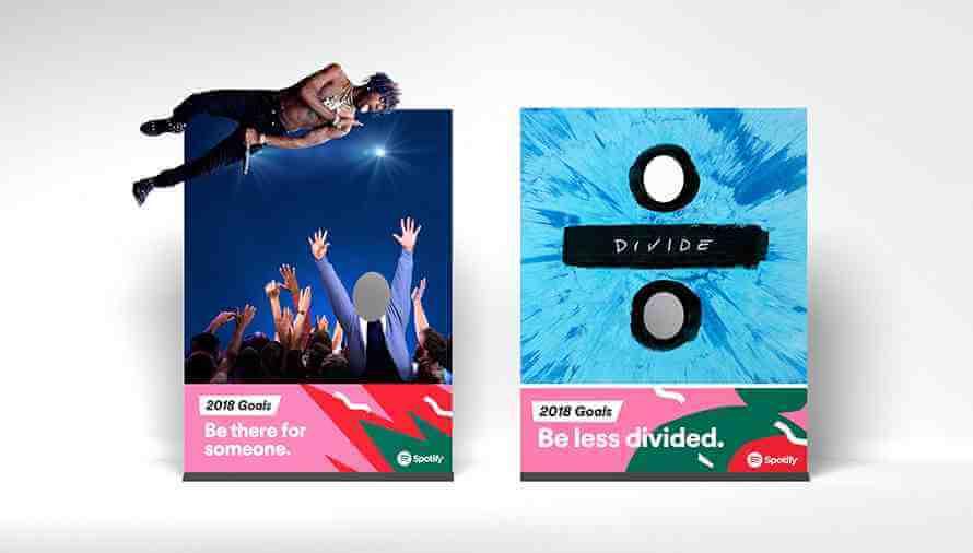 Spotify Ad campaign